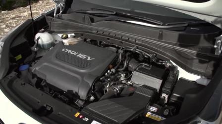 起亚汽车实拍:2016款起亚KX5,内饰设计非常具有未来科技感