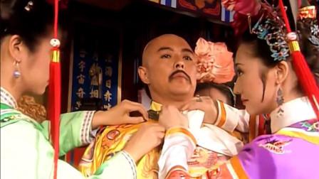 紫薇给皇帝穿衣时你看见令妃的手在干嘛难怪获得乾隆宠爱