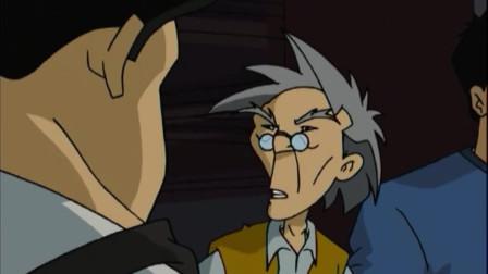 《成龙历险记》一个会飞的怪物,成龙和特鲁!