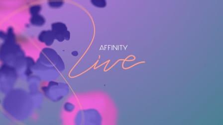 AffinityLive主题演讲2019