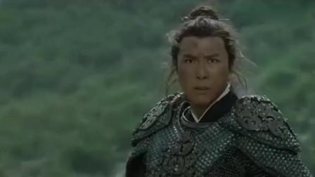 《忠烈杨家将》甄子丹力战百人, 与生俱来的霸气让人敬畏。