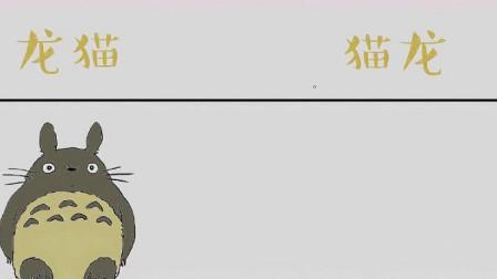 龙猫VS猫龙,颜值与能力并存,需要铲屎官吗?我可以!