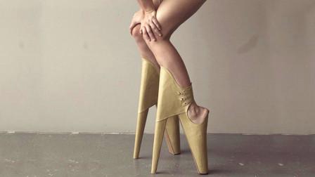 盘点10双你从未见过的奇葩鞋子,最贵的要卖1700万美元!