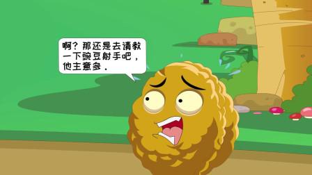 植物大战僵尸: 请教一下-游戏搞笑动画-请教一下-植物大战僵尸搞笑动画植物大战僵尸