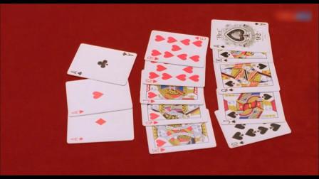 小伙子和赌神玩十三张,自己先选牌,结果明着优先还要输