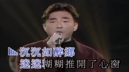 吕方-《弯弯的月亮》-粤语版,柔柔月光透纱窗,心中惆怅思家乡!