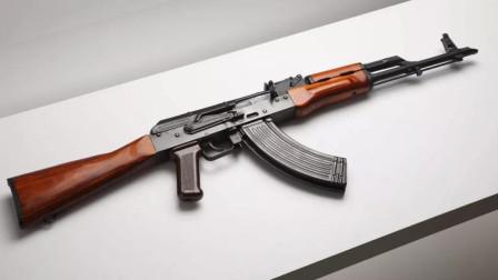 """以""""皮厚""""而著称的AK,连续射击不炸膛的极限是多少?反正最后我就总结出来:俩字!"""