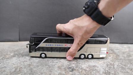 迷你模型巴士开箱