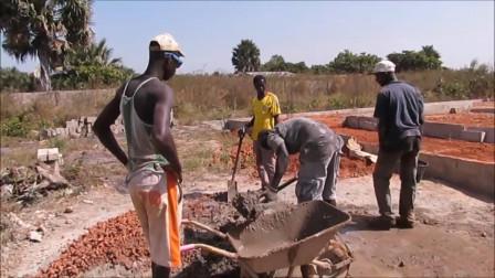 为什么非洲这么穷我们一般几天能干完的活他们要干一个月