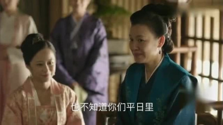 知否知否应是绿肥红瘦:墨兰想取笑如兰,却不想如兰怀孕了!
