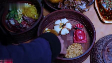 李子柒:福气满满团圆菜,吉祥如意幸福年——年夜饭