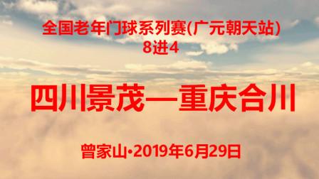 全国老年门球赛8进4·四川景茂—重庆合川