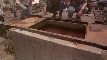 高度戒备:整栋楼喝了水都觉得不舒服,竟是供水箱里有尸体