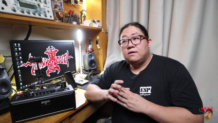 重兽测评-BOSS Katana Air 真无线电吉他音箱