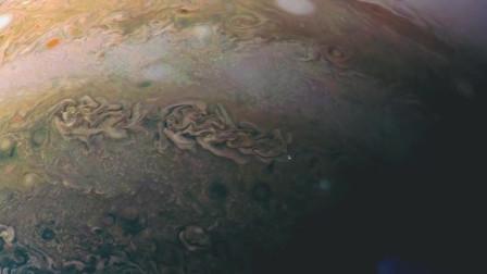 行星:木星美得像幅油画,背后隐藏的却是另一个恐怖世界