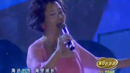 怀旧好声音:《大海啊故乡》原唱朱明瑛,歌曲质朴深情,如叙家常