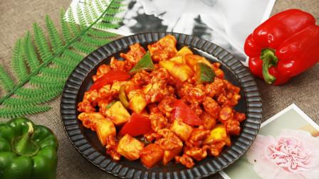 日日煮日尝 2019 外酥里嫩的菠萝咕咾肉,酸酸甜甜超开胃!