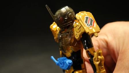 假面超人升级版黄金玩具