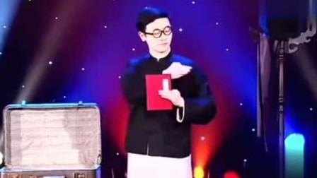 美国达人秀:中国小伙一个响指,台下评委下巴都合不住了