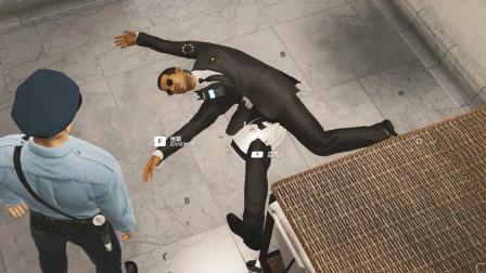 【祥云解说】 杀手2丨你见过这么沙雕的敌人嘛?晕倒后做出了跨栏姿势!