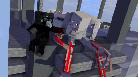 我的世界动画-SCP049 VS SCP096-SCP Animations