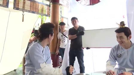 《大宋少年志》花絮:解锁内应组合!画面太美,不敢正眼看!
