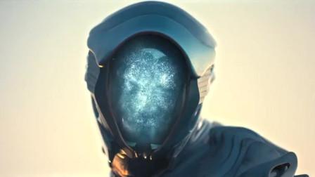 2018最新科幻片《迷失太空》,指挥心爱机甲战士,跳悬崖,看哭了