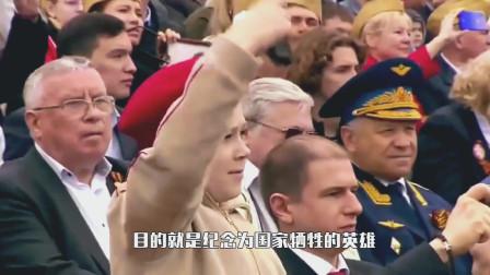 为什么俄罗斯几乎每年的都要举行阅兵,美却很少阅兵?因为没钱