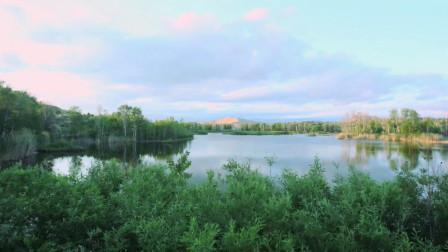 新疆这里的夏天,在沙漠中藏匿了10000年!