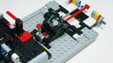 乐高拼装玩具-10262:Aston Martin DB5跑车