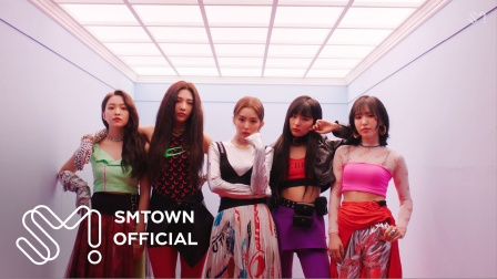 Red Velvet_Zimzalabim_MV