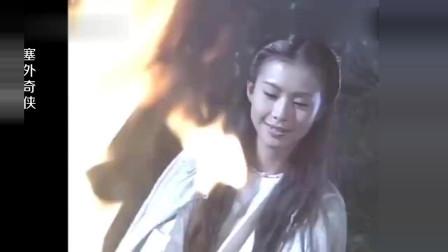 塞外奇侠:纳兰与杨云聪练剑弹琴,确认过眼神看来是遇见对的人了!