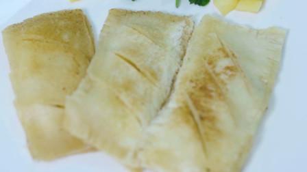 料理小颖:不喜欢吃苹果但是喜欢吃甜品,那你一定适合这个苹果派