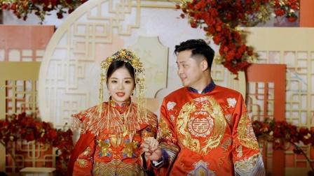 TS婚礼视频定制:张灏烽&阳语米 婚礼电影