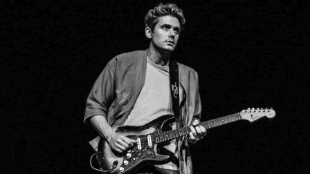 【演唱会】绝对震撼的现场,近距离接触John Mayer 《Slow Dancing in a Burning Room》