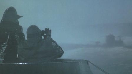 二战期间,俩潜艇之间竟然是靠这种方式打招呼,长知识了!