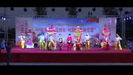 """""""乐乡大地党旗红 民俗文化颂党恩""""松滋文化展演"""