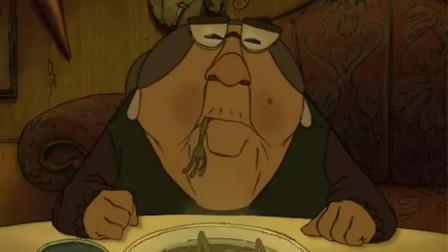 孙子在外突然失踪,奶奶出门寻找流落街头,饿了只能吃没煮熟的青蛙