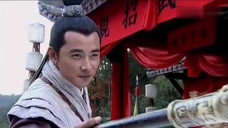 《穆桂英挂帅》杨宗保装哑巴和穆桂英打擂, 帅气的杨宗保让穆桂英当场就一见钟情