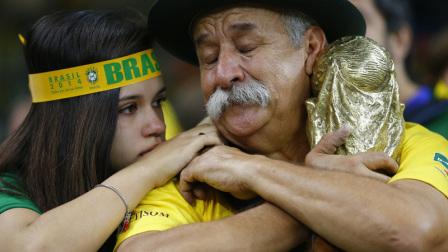 7-1!五年前的7月 德国战车让巴西人在家门口看见上帝