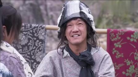 薛平贵与王宝钏: 薛平贵在寒窑门外看到下雪, 想起了王宝钏