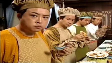 金玉满堂: 蒋庆嘉挑战广州四大名厨, 厨艺的展示让人眼花缭乱