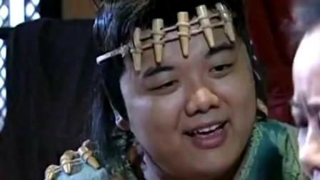 「隋唐英雄传」混世魔王程咬金被起义军推荐当皇帝