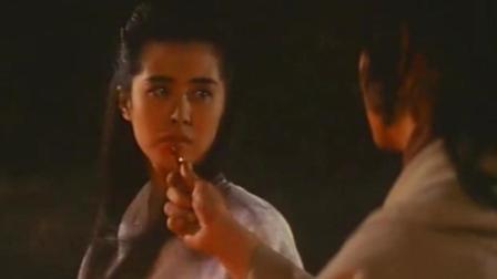 女神张敏跟王祖贤都喜欢张学友, 结果张敏却给了王祖贤一个机会!
