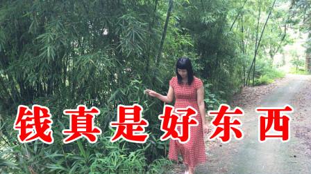 2019广西农村姑娘一首《钱真是好东西》真火了,翻唱的很现实!