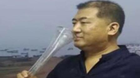 说天下 2019 3.17秒喝光640毫升啤酒!葫芦岛男子创吉尼斯速喝纪录