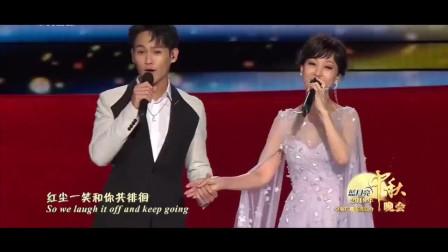64岁赵雅芝与儿子演唱一首歌一夜爆红,这才是真正的人生赢家