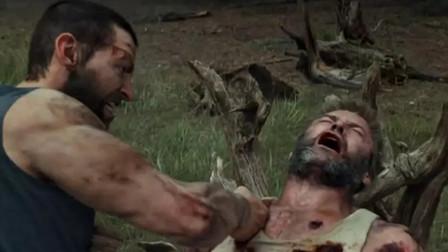 X战警系列尺度最大的一部,狼叔被虐的好惨,让人泪流满面