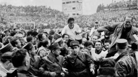 伯尔尼奇迹65周年!3球逆转不败之师 德国自此崛起