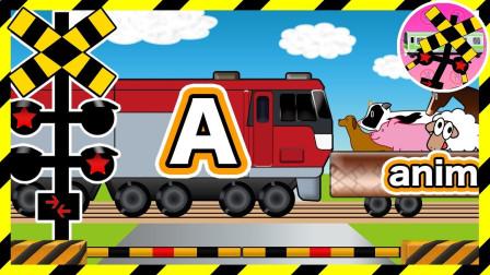 成长益智玩具,吊车将需要修理的工程车,通过火车轨道运输到汽修厂!